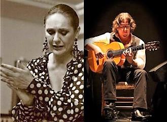 Rocío Díaz y Oscar Gallardo