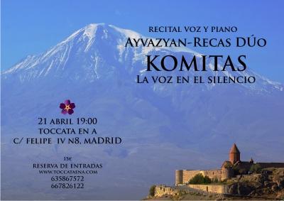 Dúo Ayvazyan-Recas
