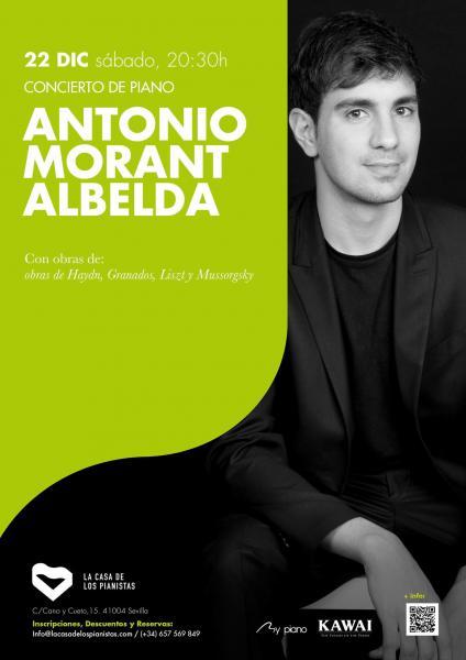 Antonio Morant Albelda