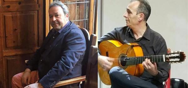 Pepe Nuñez y Raúl Cortés