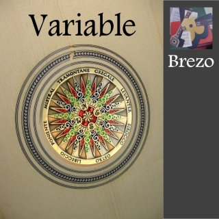 Álbum Brezo Variable