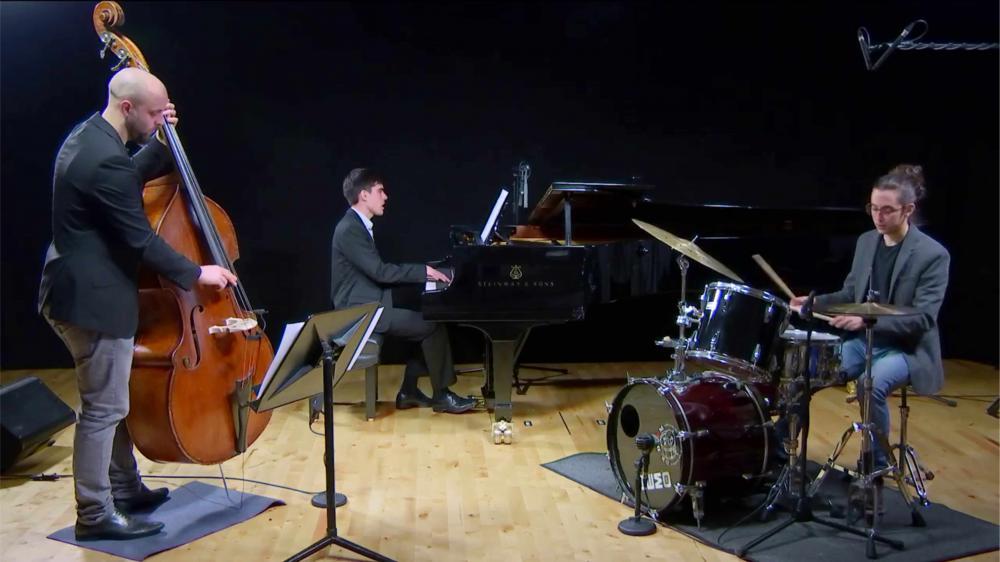 The Chopin nights Mario Ahijado Jazz