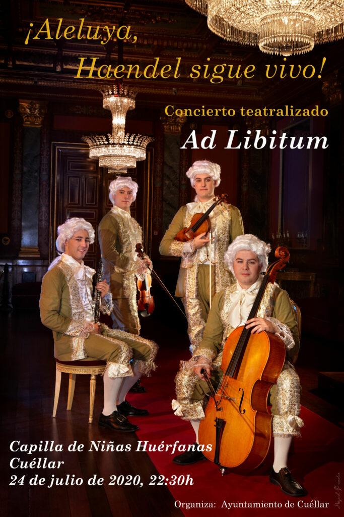 Concierto Hendel Ad Libitum